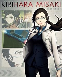 Misaki from Darker Than Black;D