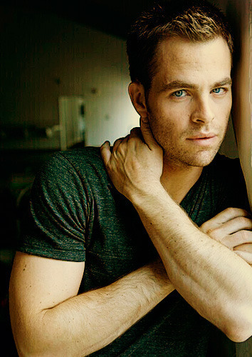 Chris Pine <3