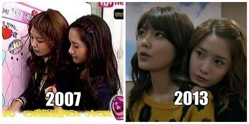 SooYoung and Yoong