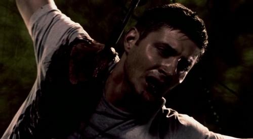 Dean in hell...