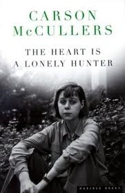 "I just read an American classic called ""The 心 is a Lonely Hunter "" 由 Carson McCullers , it was great."