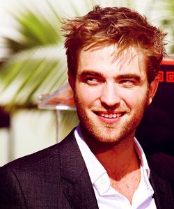 my handsome Robert in the sunlight<3