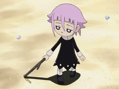 Well i think its crona...i know some of the fans hate him but i think he is one of the greatest characters i have ever seen when i first watched episode 20&21(crona's childhood)i cried soooo much all the things that medusa did to him and how he became a bad person really touched me and at the end when medusa nearly killed him i was in a shock...i pag-ibig the relationship between him and maka they are like sister and brother...i pag-ibig you crona^-^