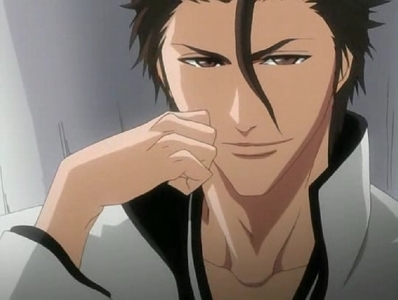 Sosuke Aisen (Bleach) - Tends to make u wonder what's going on inside his mind any time he does . . . smirk.