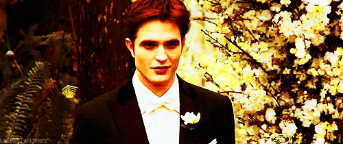 my gorgeous Robward in a wedding suit,from a scene in BD part 1 where Edward marries Bella<3
