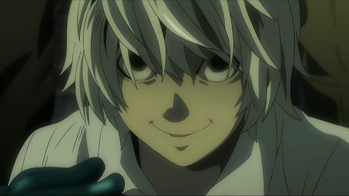 """Nate """"Near"""" River, from Death Note."""