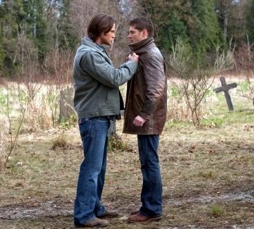 Jensen being threatened par Jared