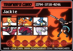 In X and Y, I already have mine:
