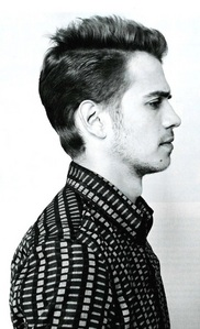 Hayden Christensen side shot