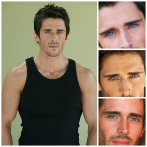 Brandon Beemer's stunning eyes! <3333333333