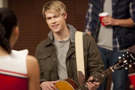 Chord Overstreet in Glee