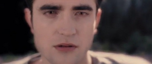 my gorgeous Robert in a scene from BD2<3