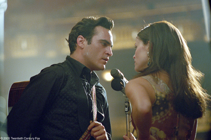 Joaquin Phoenix in my all-time 最喜爱的 movie, Walk The Line!