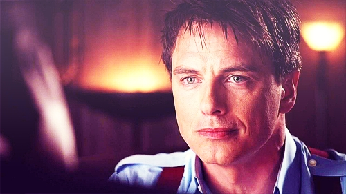 John Barrowman = Torchwood.
