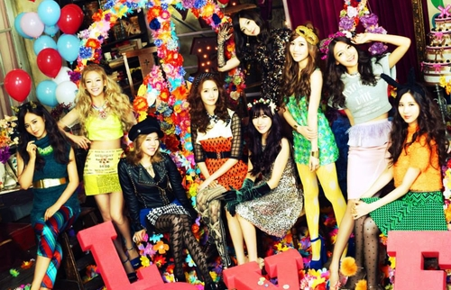 1. Genie 2. फूल Power 3. Paparazzi 4. Hoot 5. Mr. Taxi (japanese ver.) 6. Gee 7. Oh! 8. The Boys 9. Not Alone 10. Girls Generation