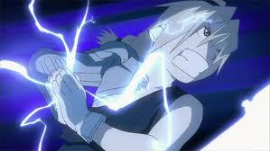 Edward Elric It's not really Lightning but it's Alchemy :P