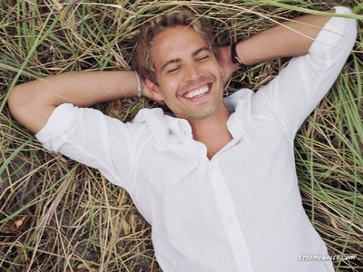I really like this pic of Paul Walker.