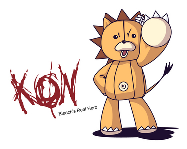 Kon from Bleach -Modified soul
