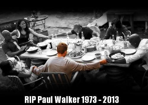 Paul Walker.