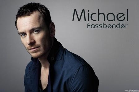 Michael Fassbender :)
