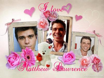 My 爱情 to Matthew <33333333