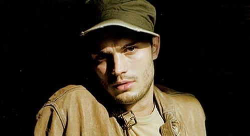 Jamie wearing a cap<3