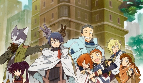 Being stuck in a game? Well, aside from the obvious .Hack, there's a new show(I wacth it on crunchyroll) called Log Horizon. It's only been going about two months but I like it.