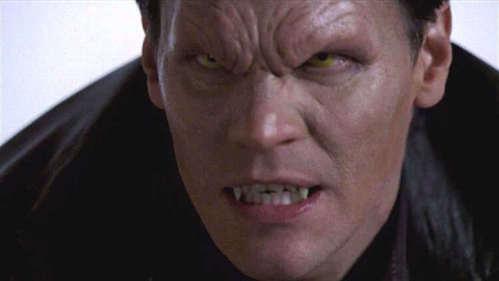 David Boreanaz as Angel!