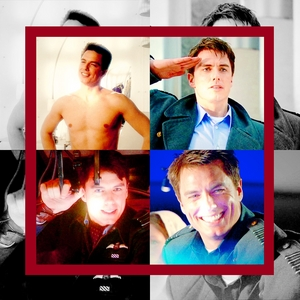 Dream a little dream of JOHN BARROWMAN!