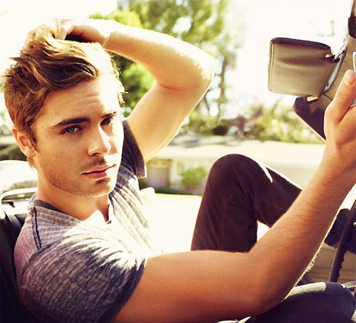 Zac is so dreamy <3