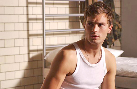 Jamie in a tank top<3