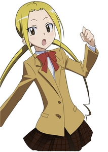 Hagimura from Seitokai Yakuindomo.