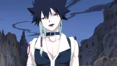 Midnight from Fairy Tail.