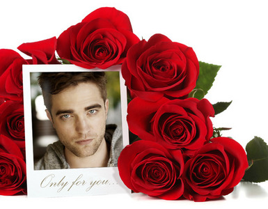 Розы are red,Robert's eyes are blue,my Любовь for him is forever and true<3
