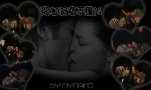 Robsten,who I 사랑 with all my heart<3