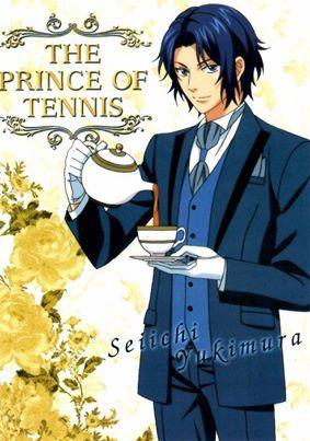 Seiichi Yukimura from Prince of quần vợt