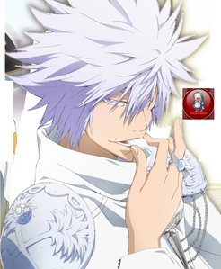 Byakuran and his mallows :)