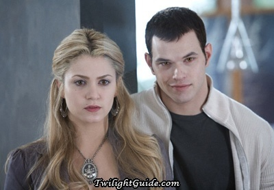 Rosalie: Is she even Italian? Emmett: Her name's Bella -Twilight