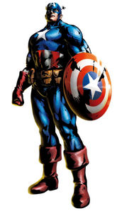 The real captain america