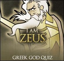 I am Zeus!!!