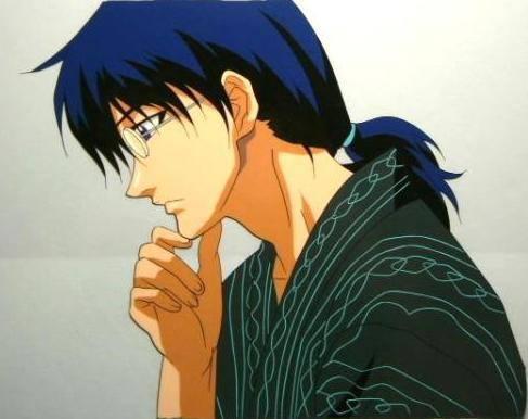 Yuushi Oshitari from Prince of 테니스