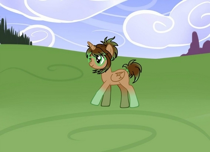 anda can use my if anda want. Cutie mark is paintbrush and a flute. Her name is ArtisticMusic