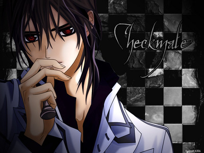 Kaname Kuran from Vampire Knights