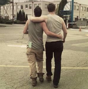 Michael & Josh