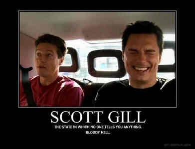 Haha aww Scott!