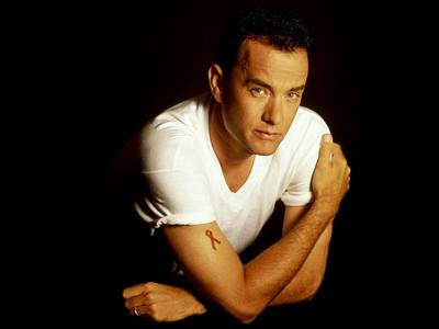 I really like Tom Hanks as an actor. But he's not hot at all.