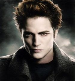 Edward's sexy clenched jaw<3