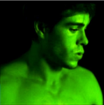 Matthew the green Hulk :P