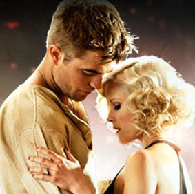 Robert and Reese in Water for Elephants<3