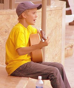 Justin younger<33 Awww